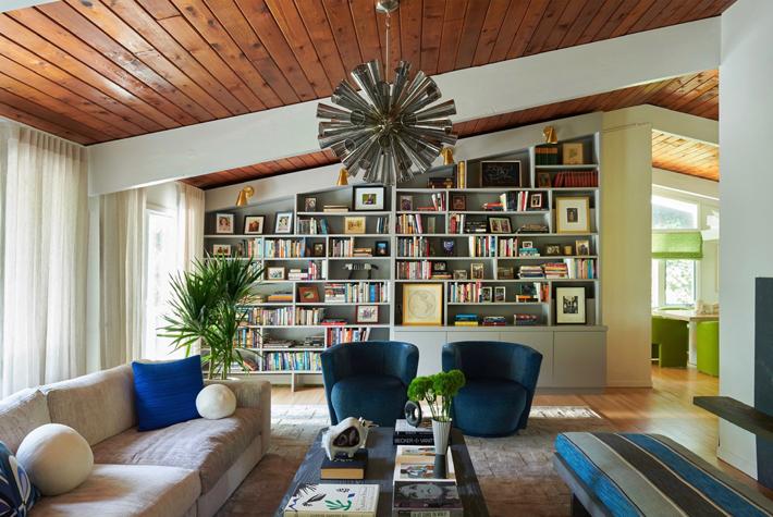 luxury living room modern Design by D2 Interieurs