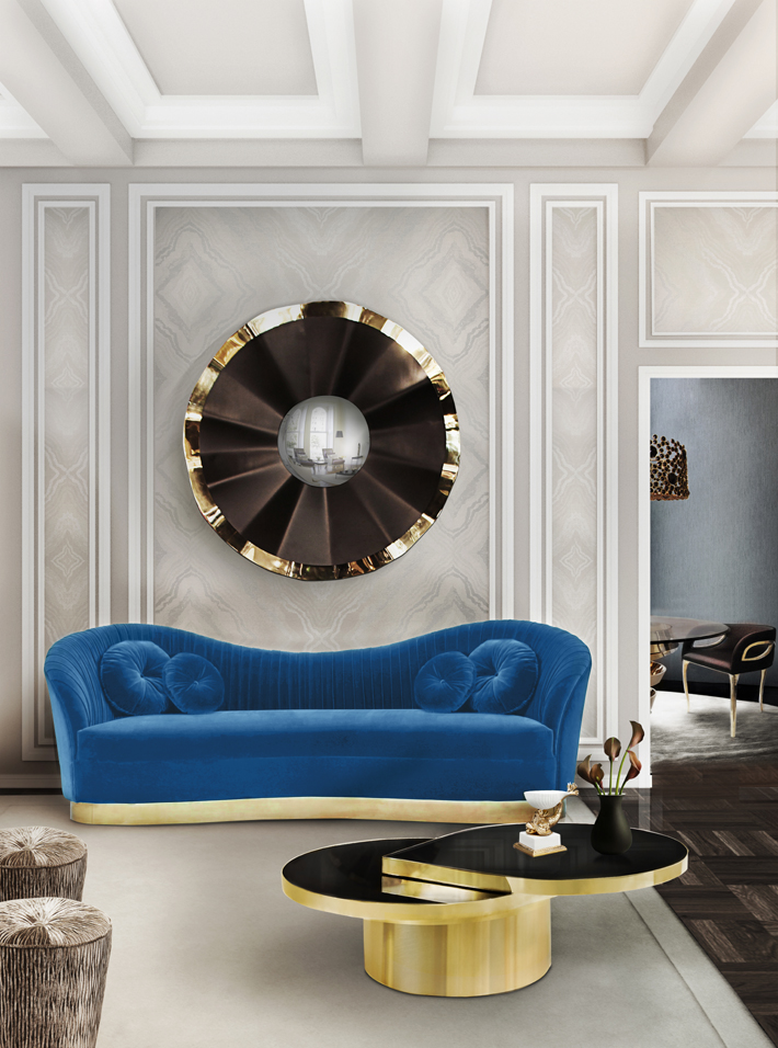investment pieces of furniture - luxury sofas and cocktail tables - kelly and tears by koket