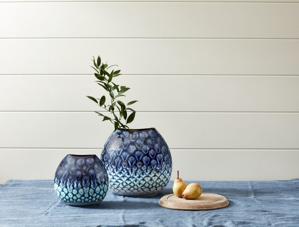 Poole Pottery Ocean Interior Styling Tips