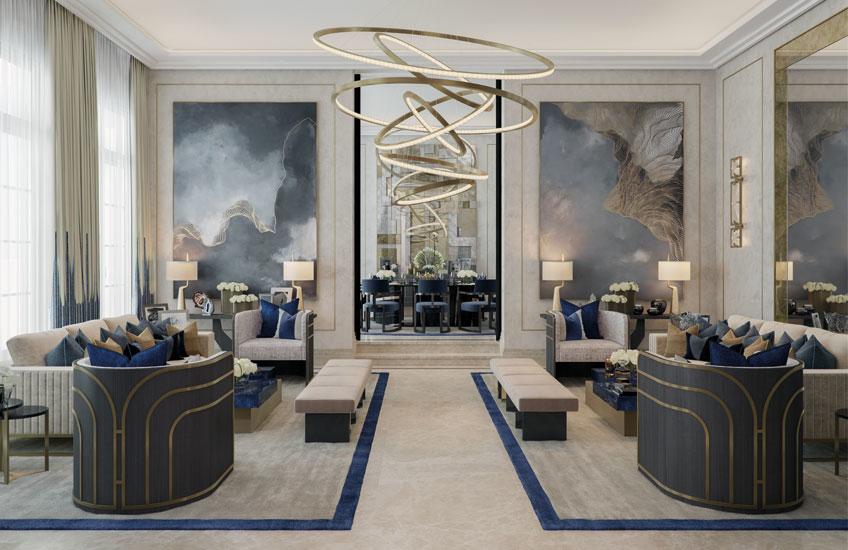 London Interior Designers Elicyon Saudi Arabia Interior