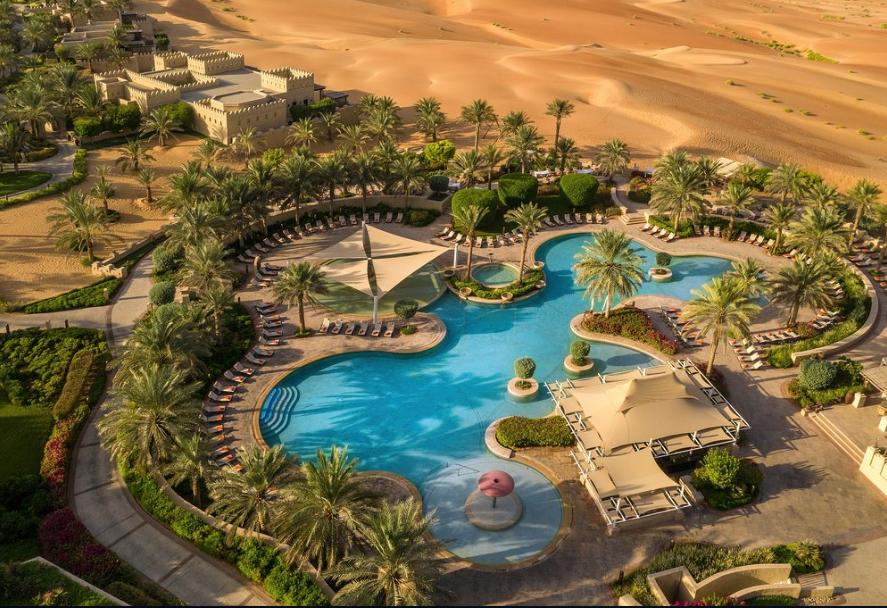 dream destinations: Qasral Sarab Desert Resort by Anantara