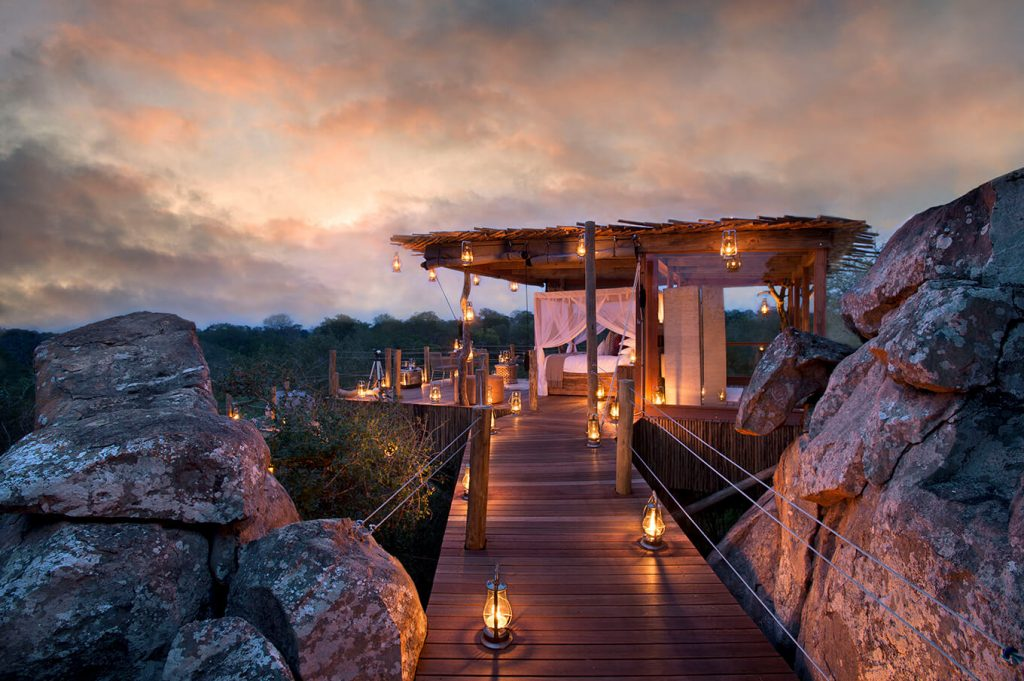 Treehouse at Ivory Lodge, Lion Sands Game Reserve, South Africa