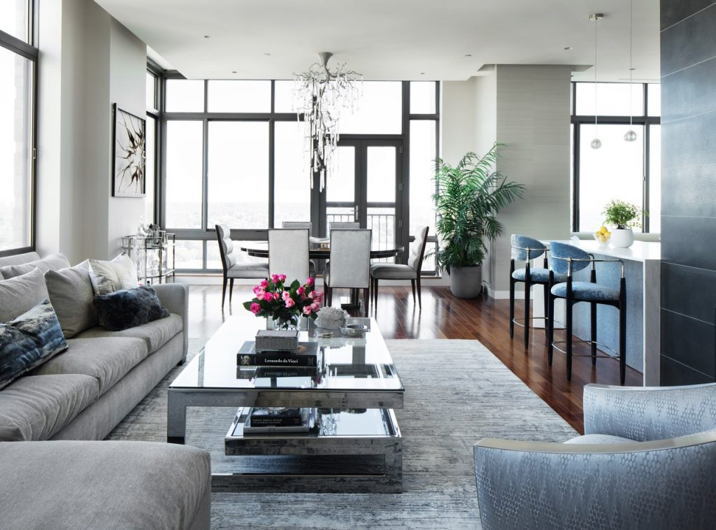 wellness at home in a serene interior design by nd interiors top nyc designer