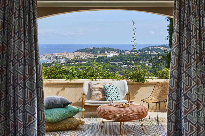 terrace design by stephanie coutas