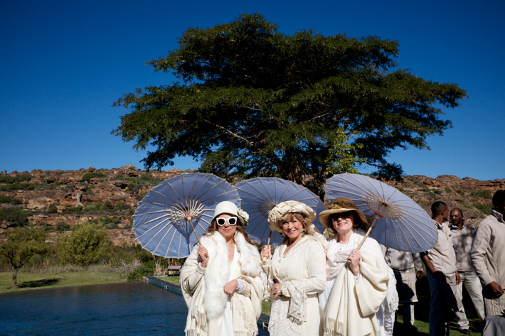 ROAR AFRICA's 10 year anniversary - Downton Abbey comes to Africa