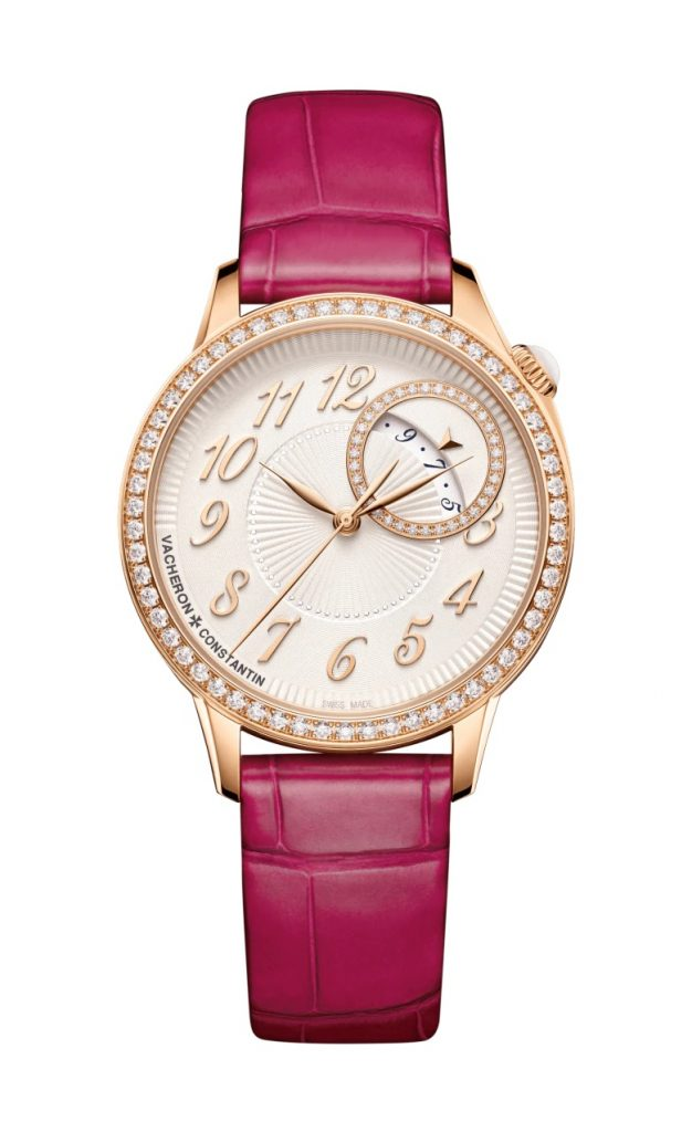 Iconic Watches - Egérie pink gold and diamond