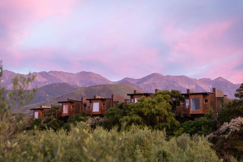 Hapuku Lodge + Tree Houses, New Zealand