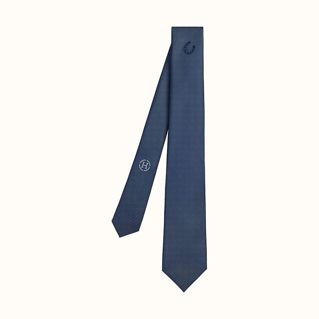 Lucky Tie from Hermes
