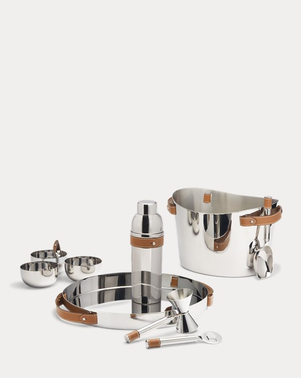 Wyatt Barware Collection from Ralph Lauren - fathers day gift ideas