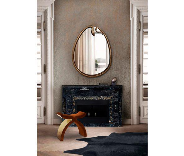 serpentine-mirror by koket