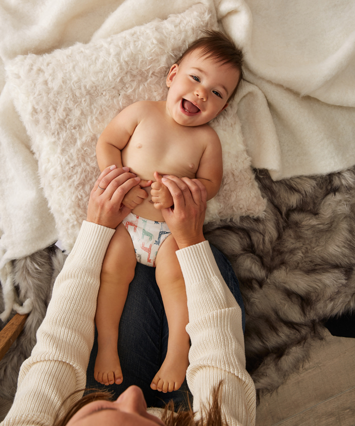 baby and mother - parent-child relationship effect on attachment style