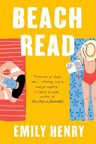 Beach Read by Emily Henry - summer books to read