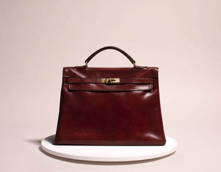 hermes kelly bag - top designer bags to invest in