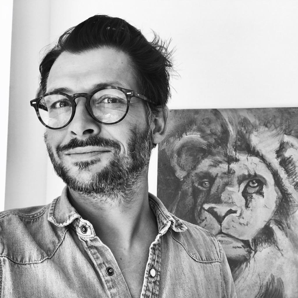 Sébastien Descamps, Pochette Square Founder & Designer