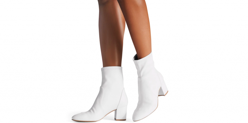 The Yuliana 60 Boot by Stuart Weitzman - gogo boots - 60s fashion trends