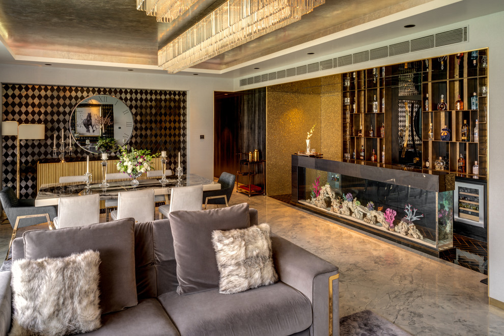 Midas Touch project by prashant chauhan featuring luxury furniture