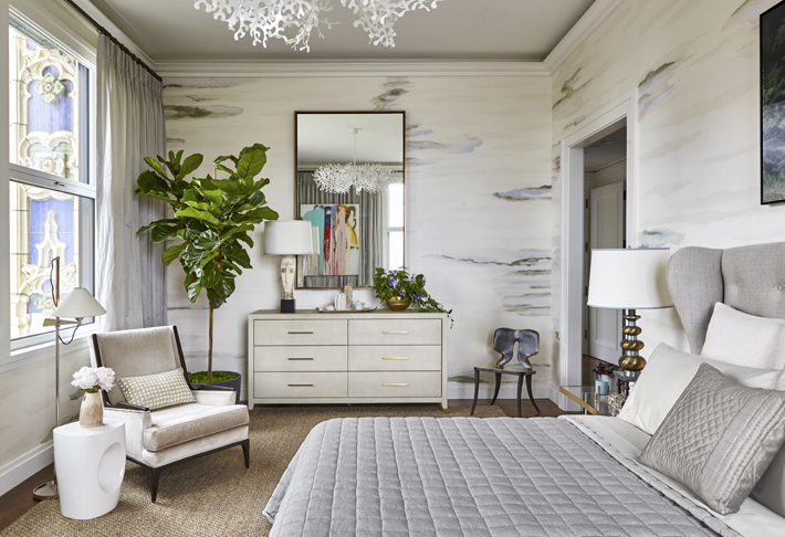 master bedroom design by Alan Tanksley