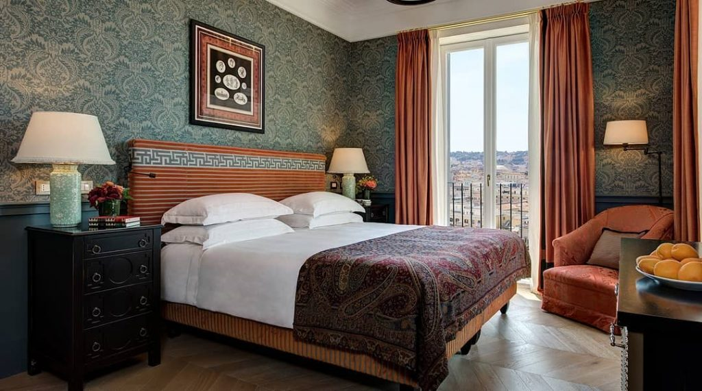 best Hotel Interior Design, AD Hotel Award Winners - Hotel de la Ville suite design