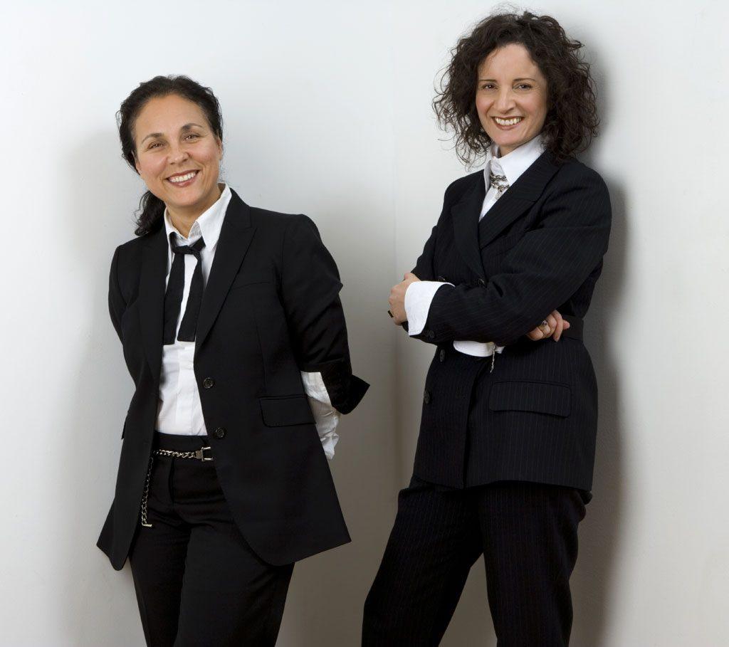 Cecconi Simone Principals, Anna Simone and Elaine Cecconi - top toronto interior designers & architects