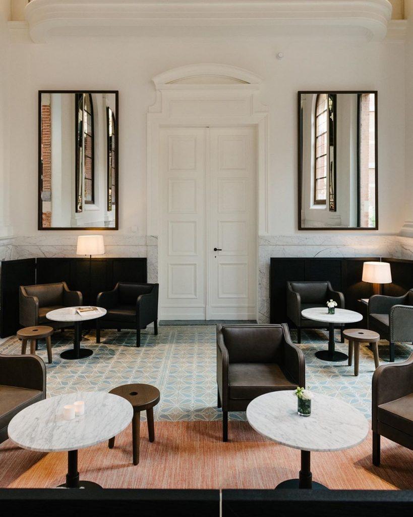 best Hotel Interior Design, AD Hotel Award Winners - August Bar, Belgium