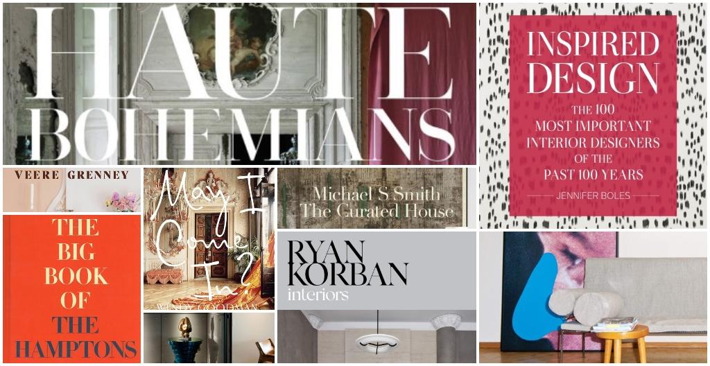 Best Interior Design Books 2020