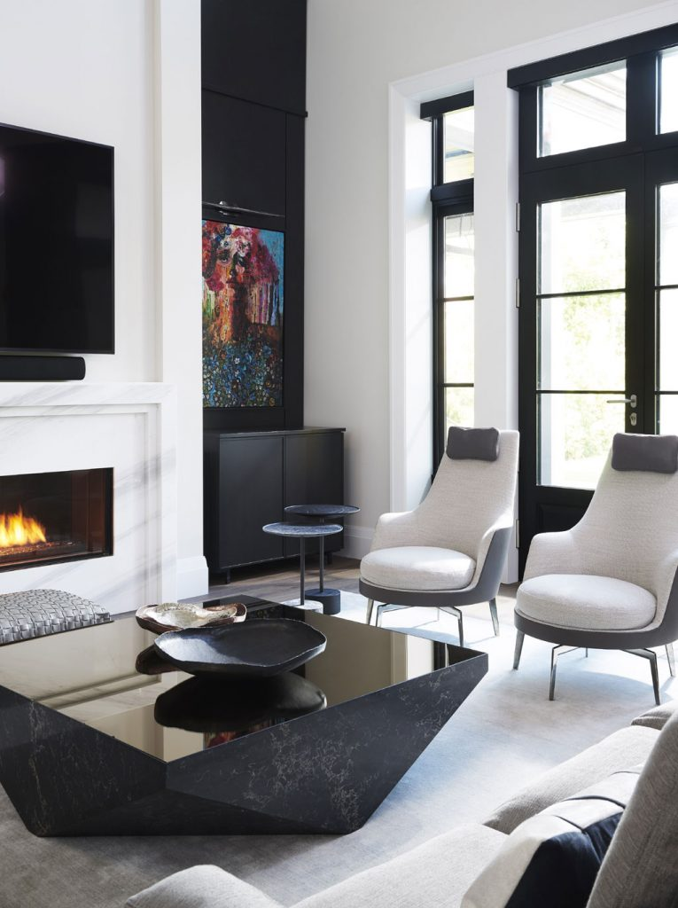 Interior by CMID - coe mudford interior design toronto