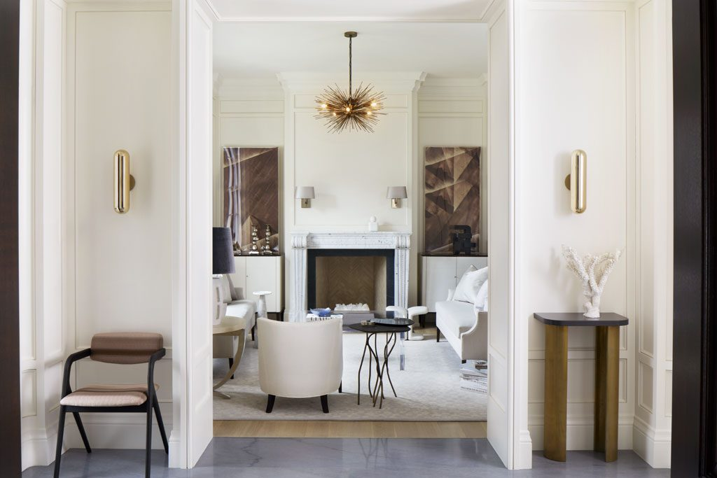 Interior design by Elizabeth Metcalfe Interiors + Design