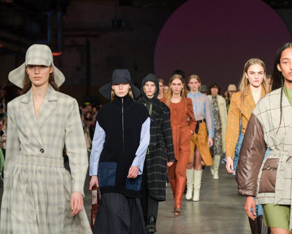 Flashback to an amazing Copenhagem Fashion Week show