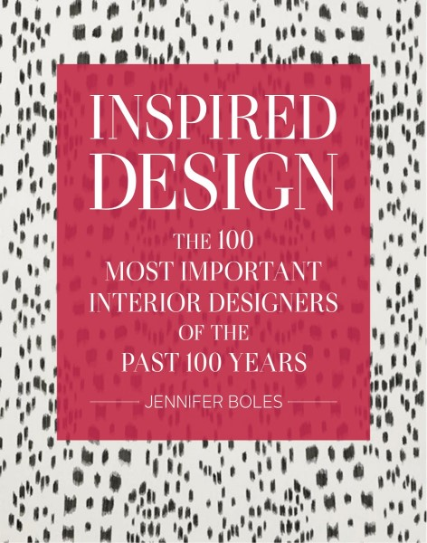 Inspired Design by Jennifer Boles best Interior Design Books