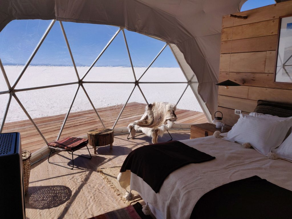 best Hotel Interior Design, AD Hotel Award Winners - Kachi Lodge's Bedroom, Bolivia
