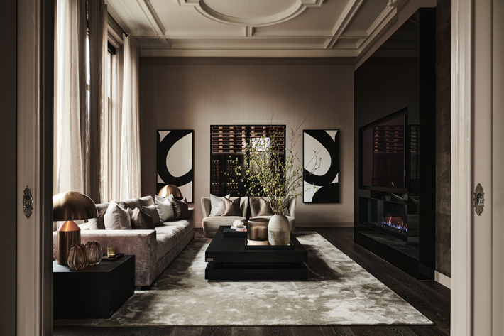 Haarlem living room design by eric kuster metropolitan luxury