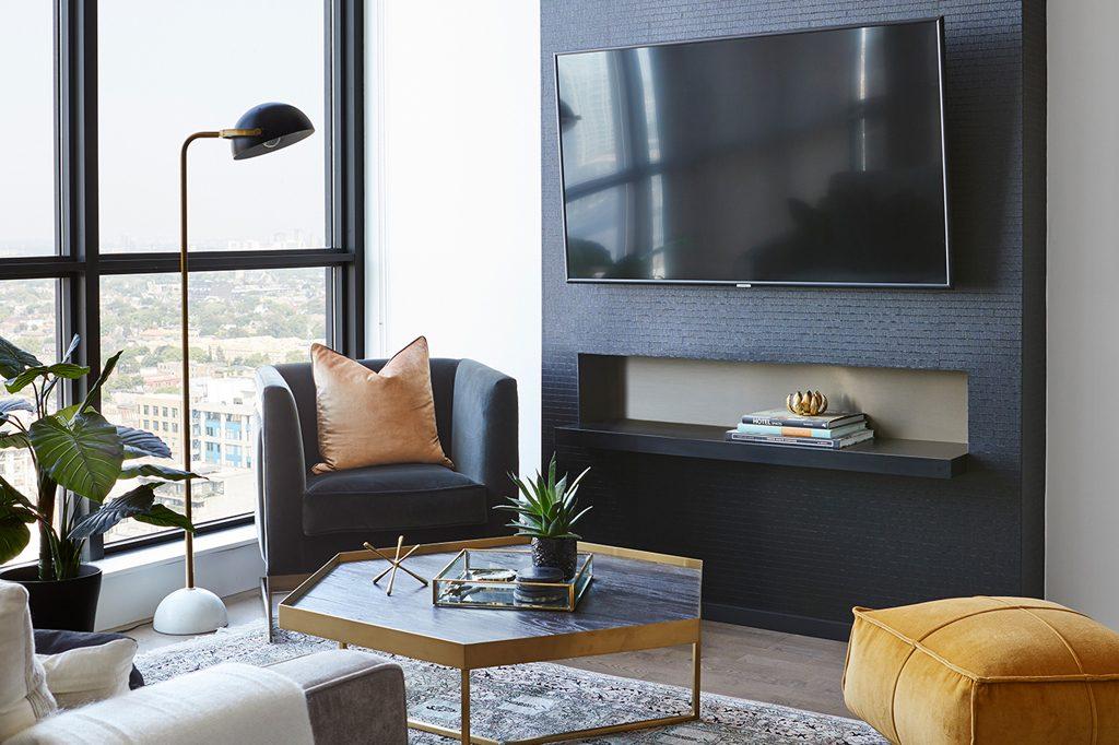 Interior design by top Toronto interior designer Lux Interior Design