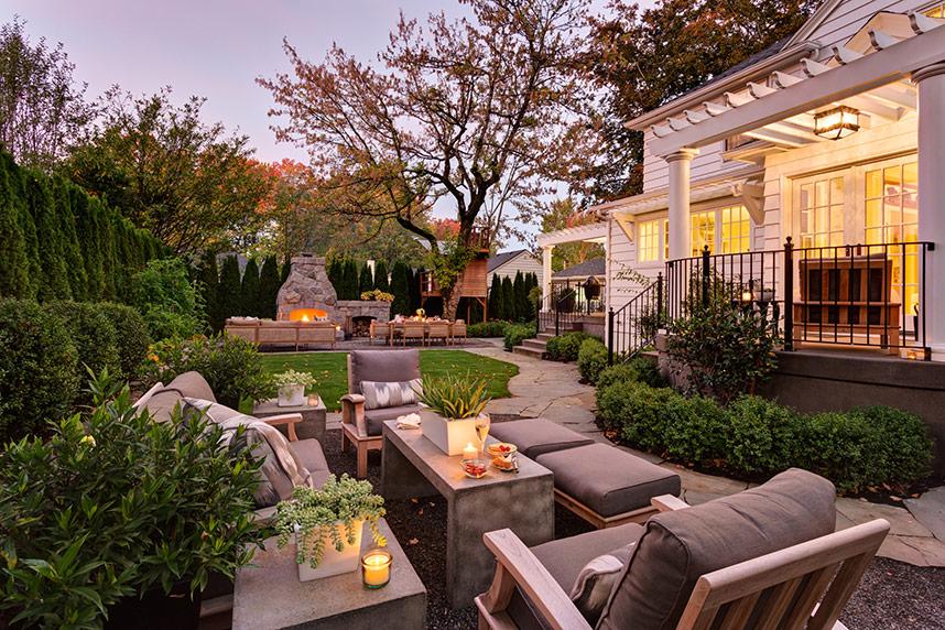 Stunning garden rooms by Nifelle Design