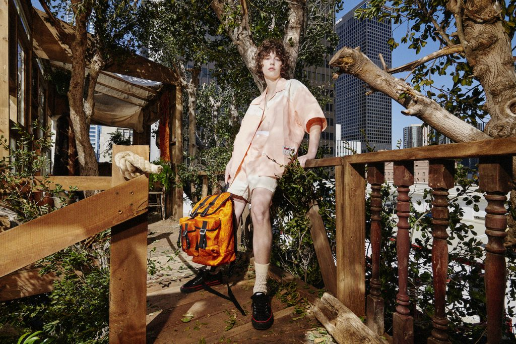 Gucci Sustainable Off The Grid Campaign 2020