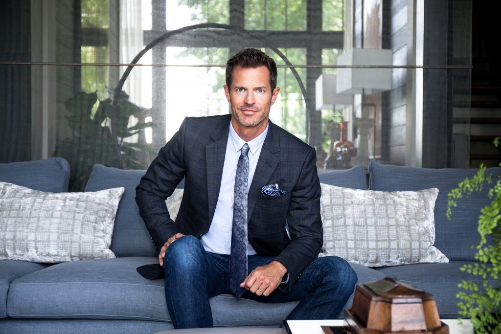 ray booth design mcalpine - most charming male interior designers