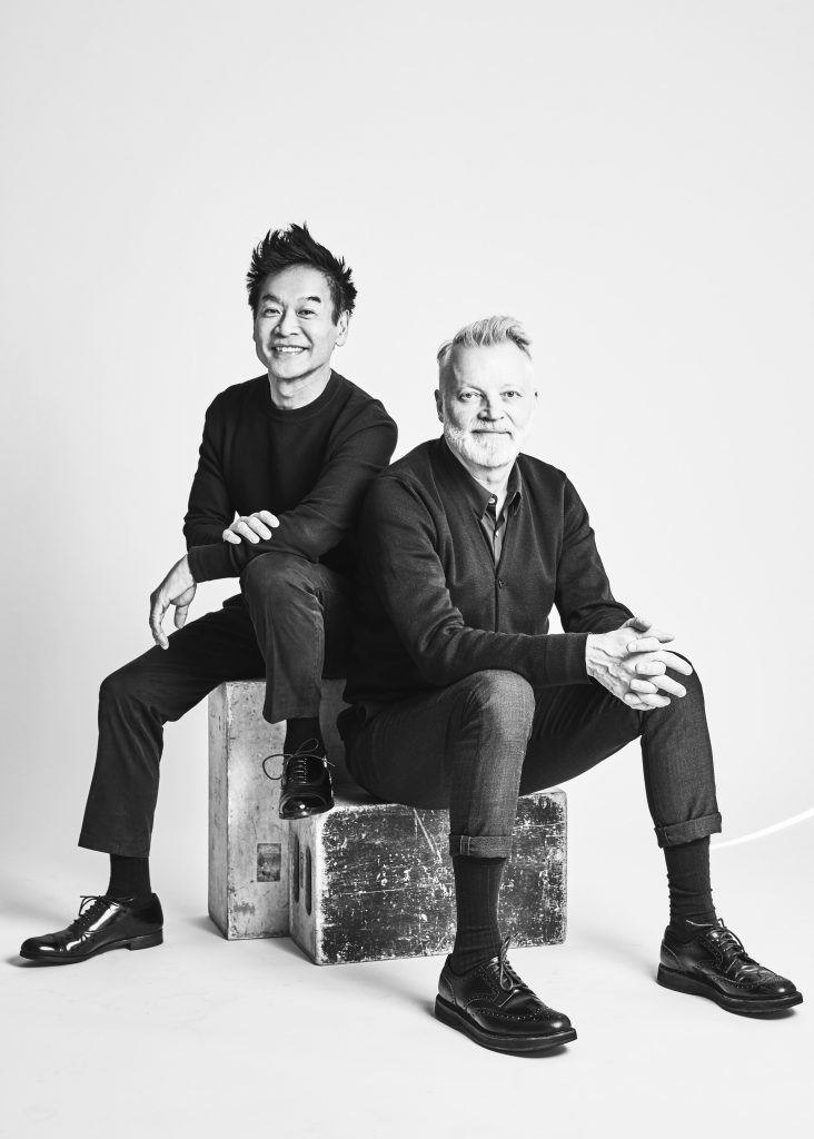 Yabu Pushelberg Founding Partners, George Yabu and Glenn Pushelberg - top toronto interior designers