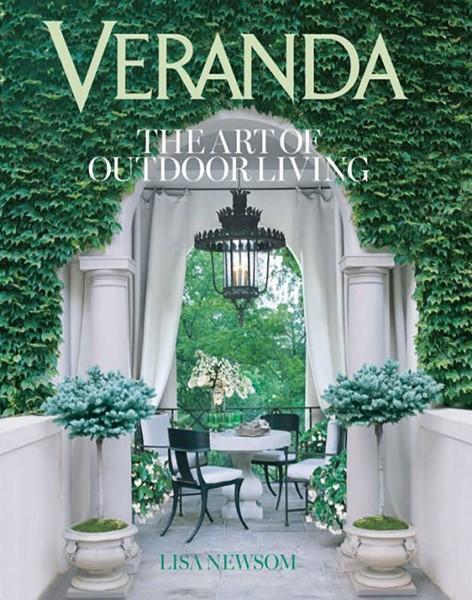 Veranda by Lisa Newsom interior styling book