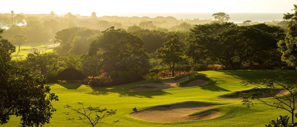 Bali National Golf Course - Amanusa - Nusa Dua, Bali, Indonesia