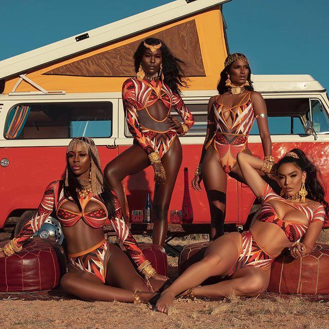 best swimwear brands - Kuru, Aziza, Yala, Egypt Swimsuits by BFYNE