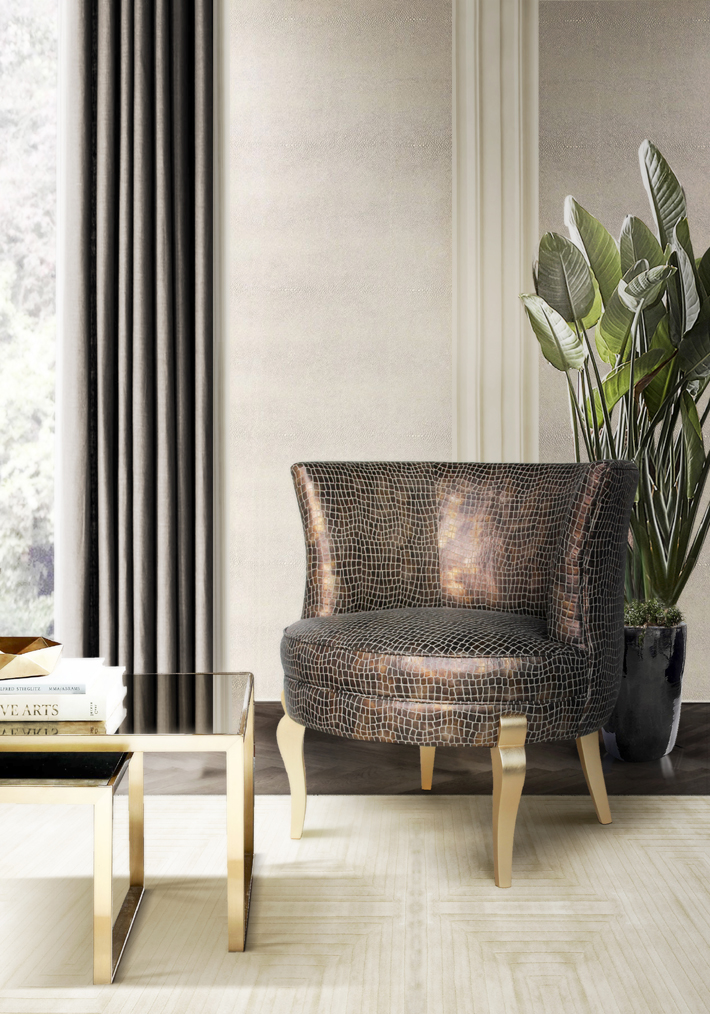 deliciosa chair by koket - new living room ideas
