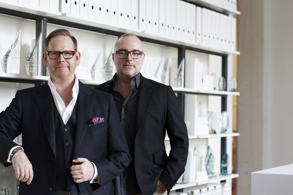 II BY IV DESIGN Partners, Keith Rushbrook & Dan Menchions - top toronto interior designers & architects