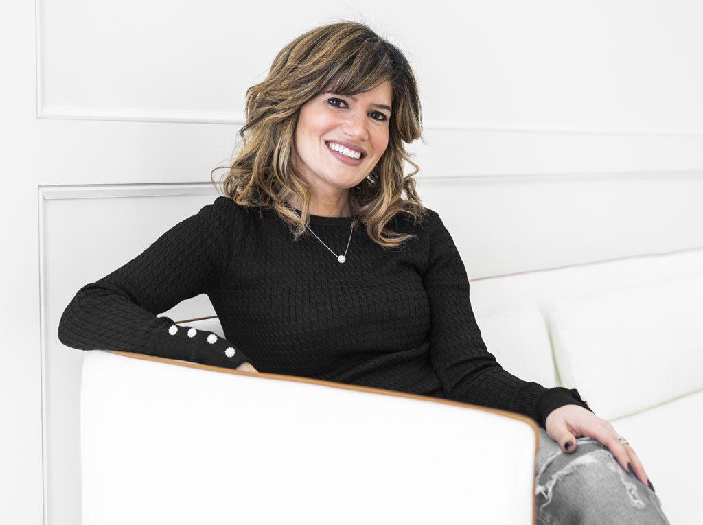 Jennifer Backstein, Creative Director and Principal Designer of Jennifer Backstein Interiors