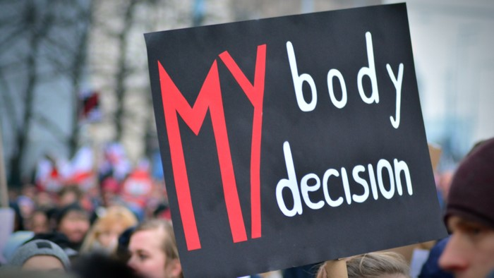 my body my decision - truth about abortion