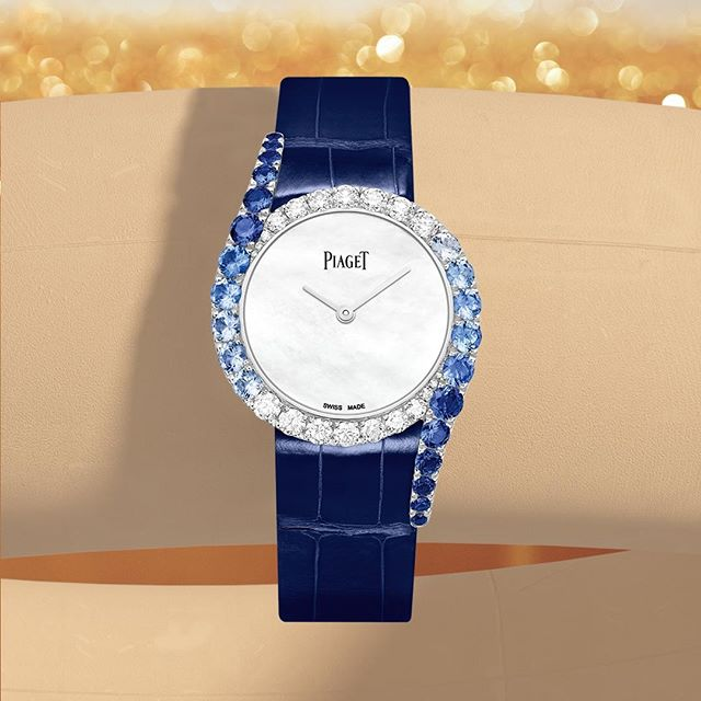 limelight gala watch by piaget - swiss watches