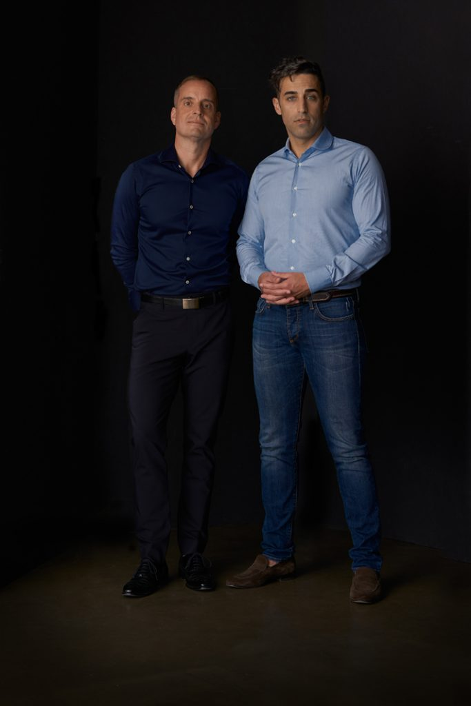 Joshua Rose & Rafael Kalichstein - FORM Design Studio - most charming male interior designers