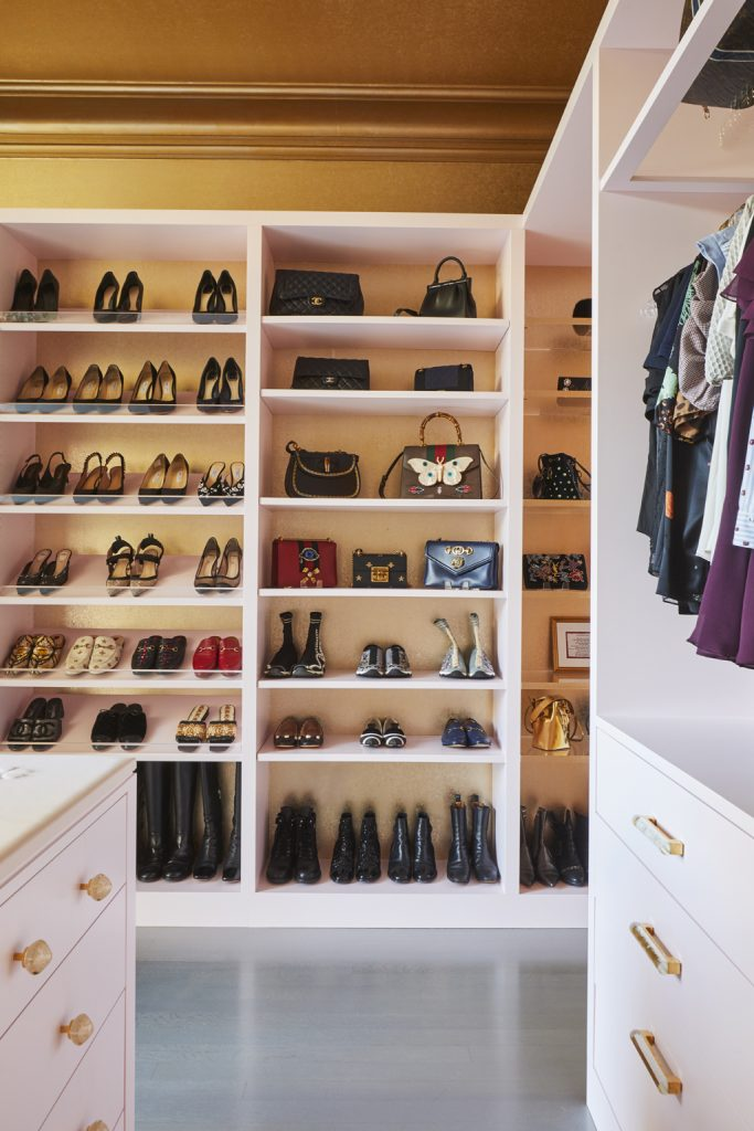 Custom Closet Design by Clos-ette in collaboration with BNO, Photo by Genevieve Garruppo