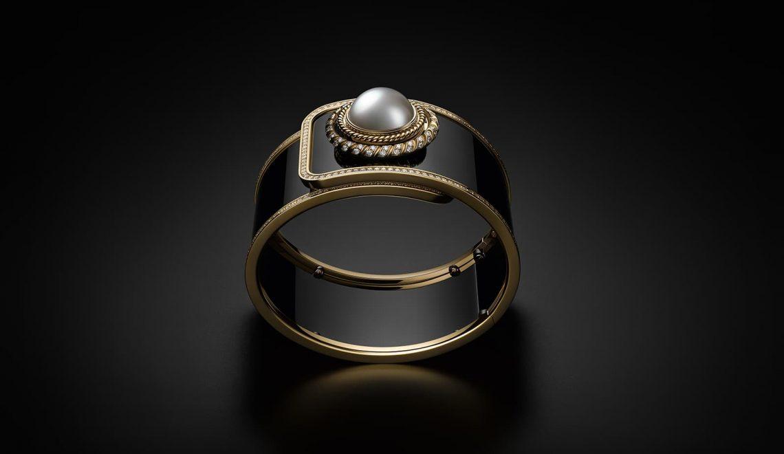 high jewelry Chanel watch 2020 MADEMOISELLE PRIVÉ Ganse de Diamant