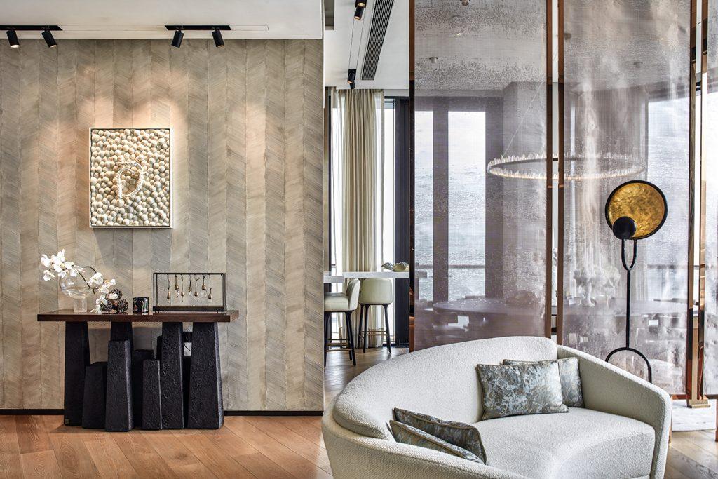 foyer design by fiona barratt interiors