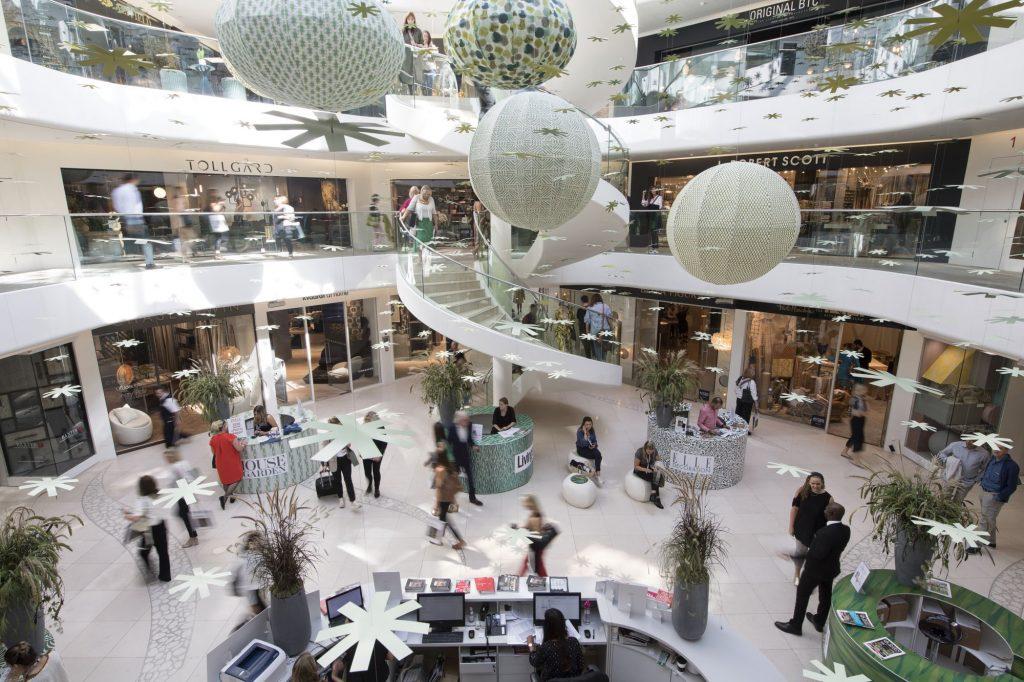 Design Centre, Chelsea Harbour focus 20 london design festival 2020