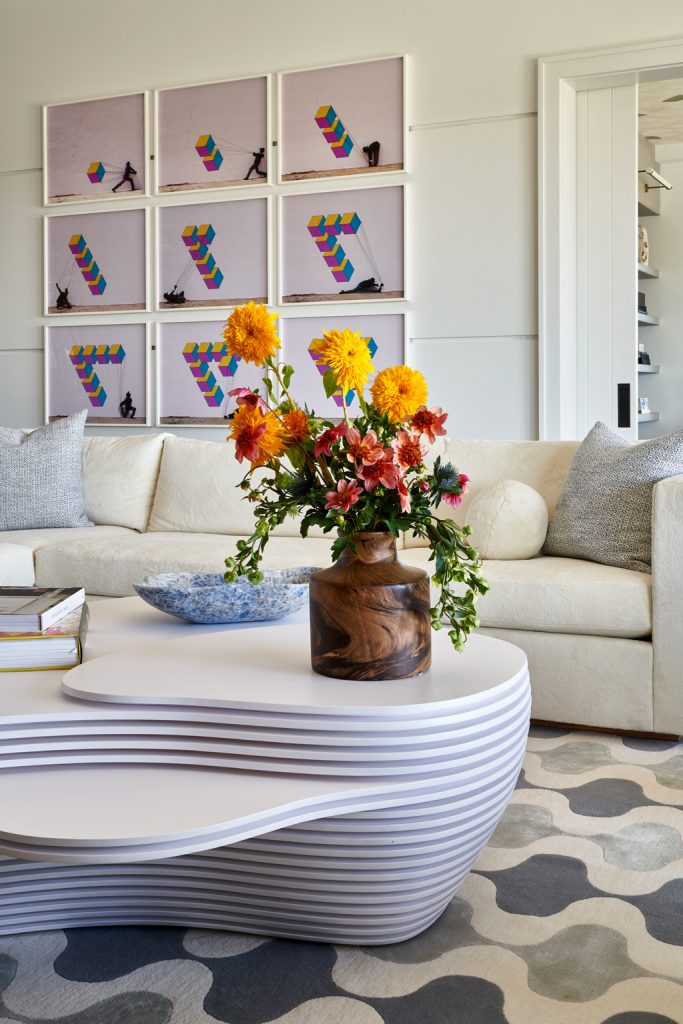 fashionable Interior by Michelle Gerson, Photo by Marco Ricca